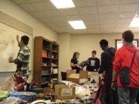 Unpacking Equipment
