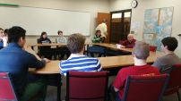 ROTC meeting