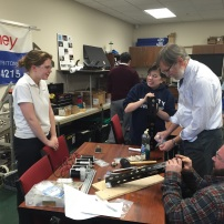 Building the drive train