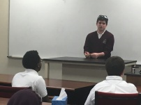 Captain of Programming, Andrew Medina