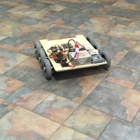 The chassis of the robot